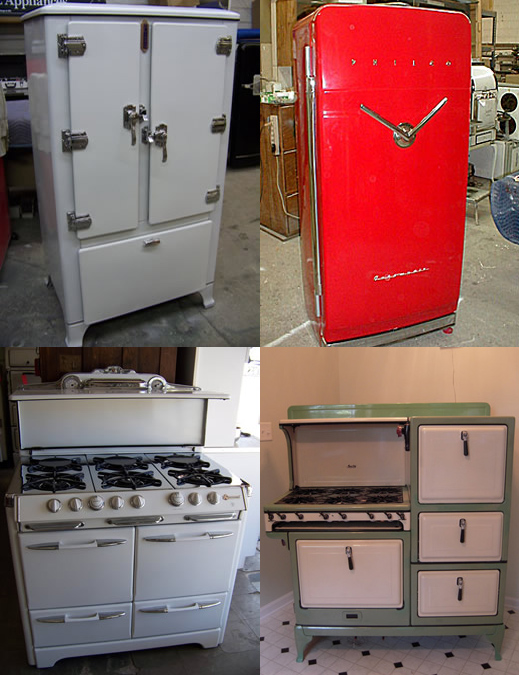 Antique Appliances