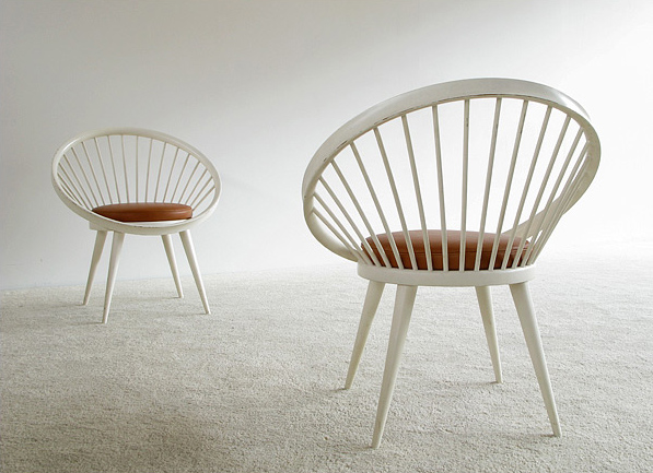 Beautiful Vintage Chairs