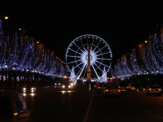 Paris Illuminations