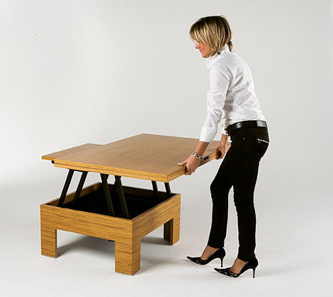 Basic table- Cool Dining Room Table