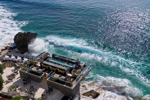 The Rock Bar at Ayana Resort & Spa, Bali