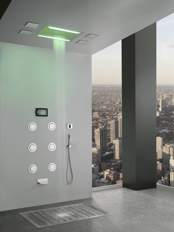 GRAFF Aqua-Sense Shower