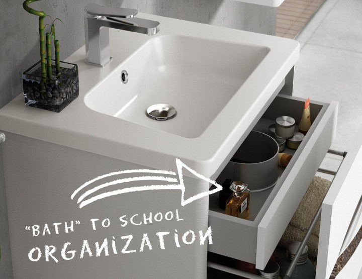 Bath to School - Get Your Bathroom in Fall Shape